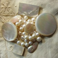 CreaChriss : la collection Mother of Pearl