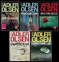 Les enquêtes du département V de Jussi Adler-Olsen