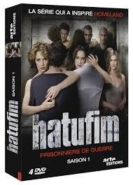 Serie TV Hatufim en coffret DVD