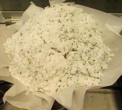 Céleri rave en crôute de sel