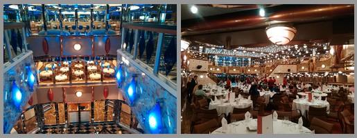 Cota Favolosa : le restaurant du dîner