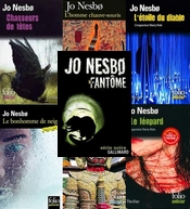 Les enquêtes de Harry Hole, Jo Nesbo