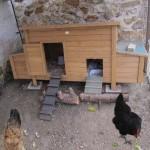 Construire un Poulailler