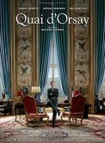 Affiche Film Quai d'Orsay de B Tavernier
