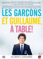 Affiche Film Guillaume et les Garçons